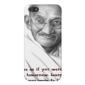 Gandhi Case For iPhone SE/5/5s
