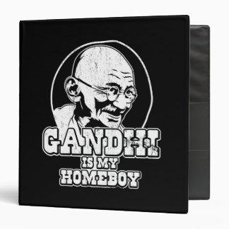 """Gandhi es mi Homeboy Carpeta 1 1/2"""""""