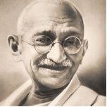 Gandhi Escultura Fotografica