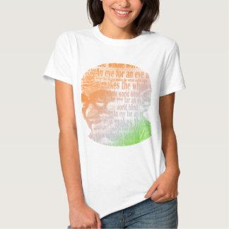 Gandhi - Eye for an Eye Shirt