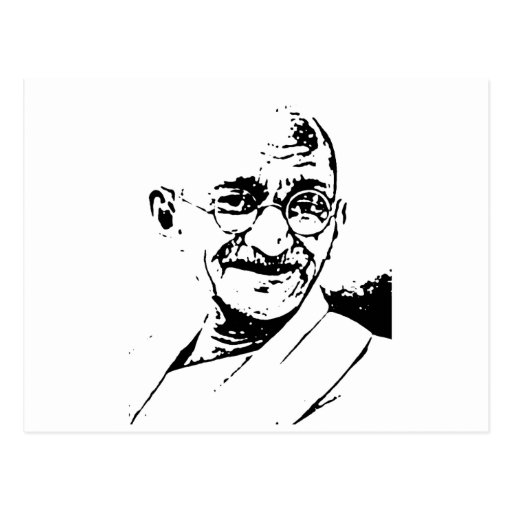 Gandhi Postales