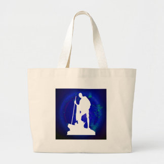 GANDHI PRODUCTS CANVAS BAG