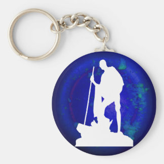 GANDHI PRODUCTS KEYCHAIN