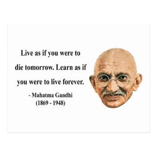 Gandhi Quote 4b Post Cards