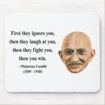 Gandhi Quote 5b Mouse Pad