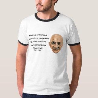 Gandhi Quote 6b T-Shirt