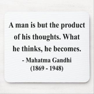 Gandhi Quote 8a Mousepad