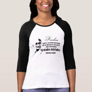 Gandhi Quote Shirts
