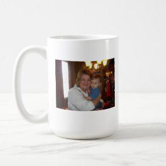Gandma and Baby A Classic White Coffee Mug
