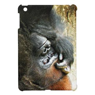 Gandulear caso del iPad del gorila el mini