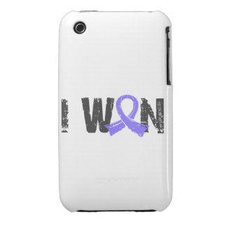 Gané al cáncer de estómago iPhone 3 Case-Mate cárcasas