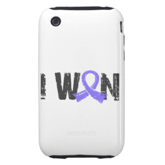 Gané al cáncer de estómago iPhone 3 tough protector