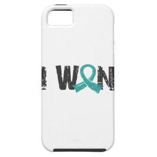 Gané al cáncer ovárico iPhone 5 funda