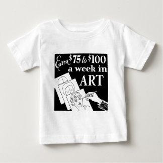 ¡Gane con arte! Polera