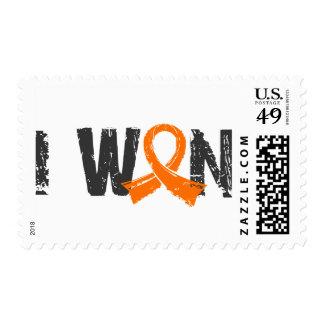 Gané leucemia sellos