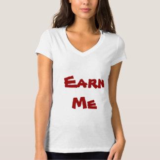 Gáneme la camiseta de las mujeres
