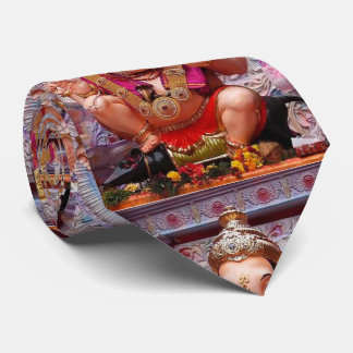 Ganesh (गणेश)  - Indian Elephant Deity Neck Tie