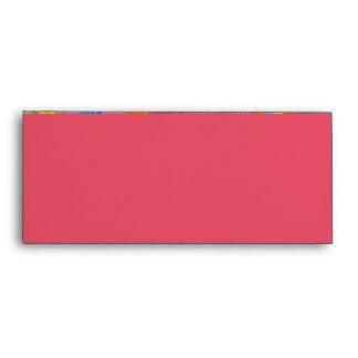 Ganesh #10 Invitation Envelope pink