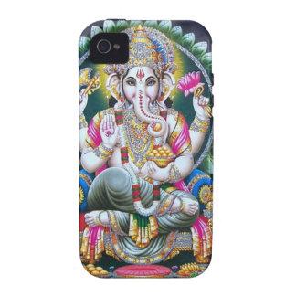 Ganesh Aura iPhone 4/4S Covers