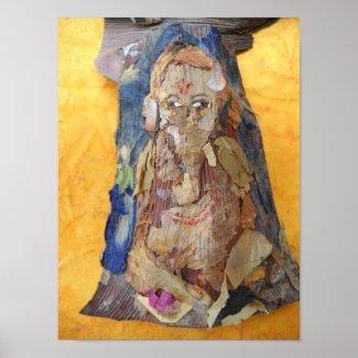 Ganesh Babba print