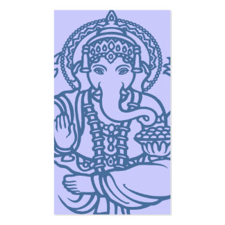 Ganesh Double-Sided Standard Business Cards (Pack Of 100)