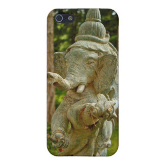Ganesh by Uncle Junk Cover For iPhone 5