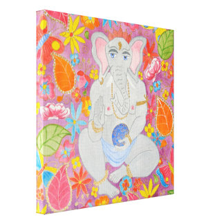 Ganesh Canvas Poster Stretched Canvas Prints