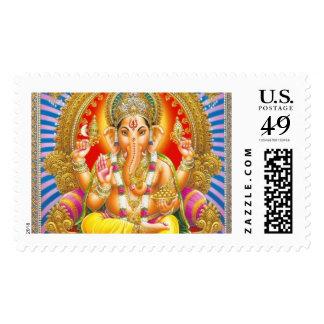 Ganesh Chaturthi Stamp