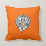 Ganesh Cushion #2