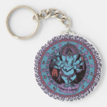 Ganesh Dancer Keychain
