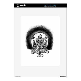 ganesh decal for the iPad