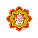 Ganesh en Lotus Postal