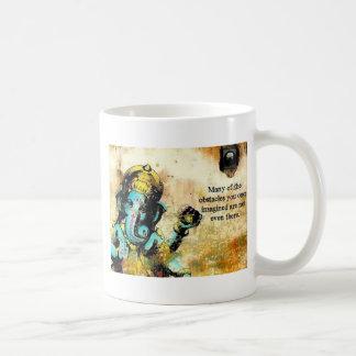 Ganesh Ganesha Hindu India Asian Elephant Deity Basic White Mug