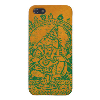 Ganesh: God of Success iPhone SE/5/5s Cover