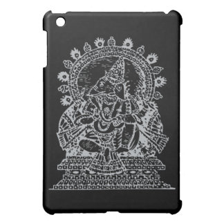 Ganesh: God of Success (silver) Case For The iPad Mini