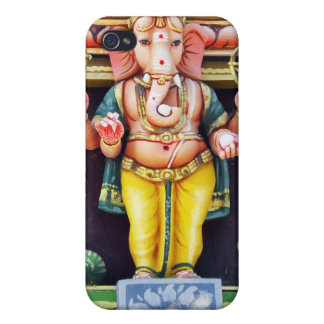 Ganesh Idol Sculpture iPhone 4 Cover