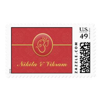 Ganesh Indian Medium Stamps