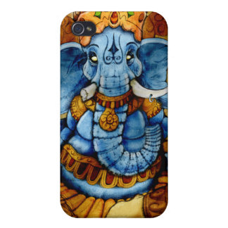 Ganesh iPhone 4 Skidone Cover iPhone 4/4S Cases