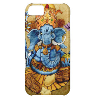 Ganesh iPhone Barely There case Cover For iPhone 5C
