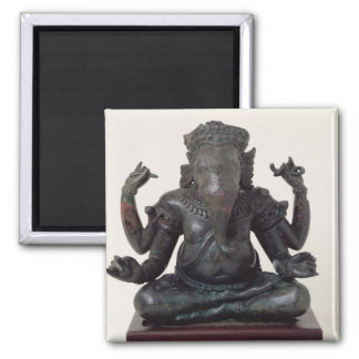 Ganesh, late 12th-early 13th century, Angkor Magnet