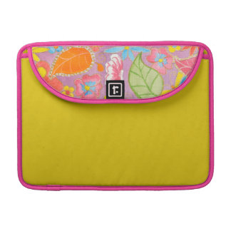 Ganesh MacBook Pro Sleeve yellow