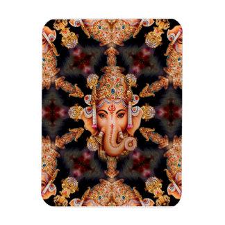Ganesh Mandala Premium Flexi Magnet