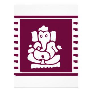 Ganesh Membretes Personalizados