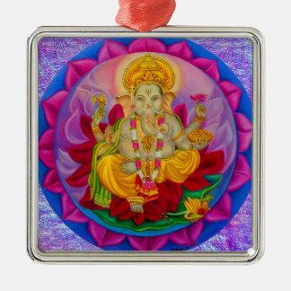 Ganesh Metal Ornament