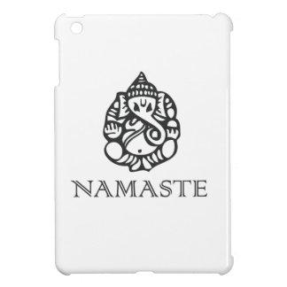 Ganesh Namaste iPad mini cover