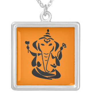Ganesh Necklace - Yoga Jewelry