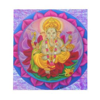 Ganesh Note Pad