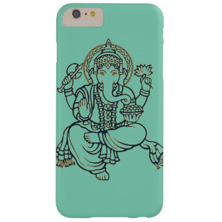 """""""Ganesh Phone Case"""" Barely There iPhone 6 Plus Case"""
