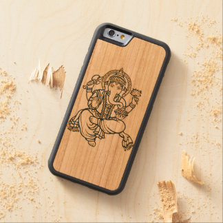"""Ganesh Phone case"" Carved® Cherry iPhone 6 Bumper"