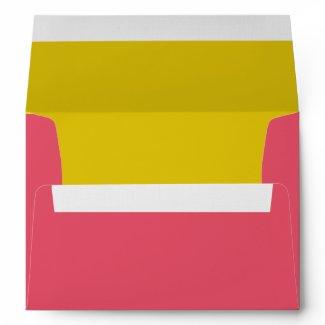 Ganesh pink A7 Envelope envelope